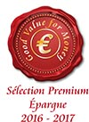 Sélection Premium Epargne 2016-2017 - Good Value for Money